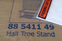 Hall Tree Stand