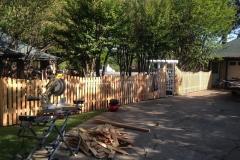 Custom Ornamental Fence