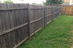 Fence Project B