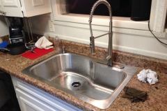 Sink Update After