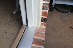 Door and Threshold Repair
